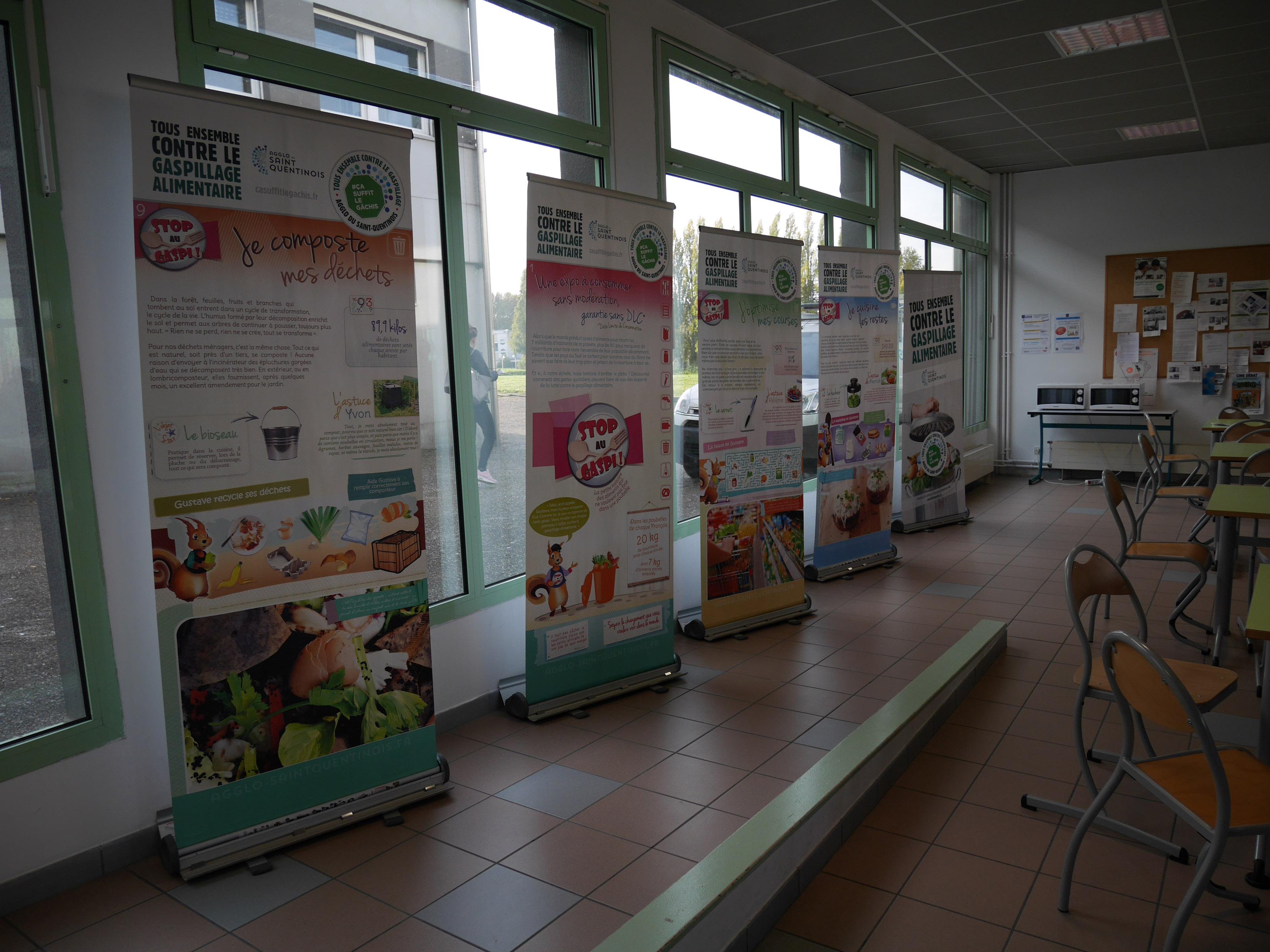 Le gaspillage alimentaire - Agglomération du Saint Quentinois